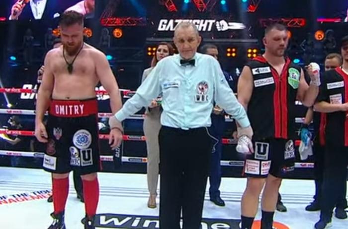 Евгений Романов победил Дмитрия Кудряшова