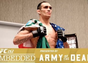 UFC 262: Embedded — Эпизод 4