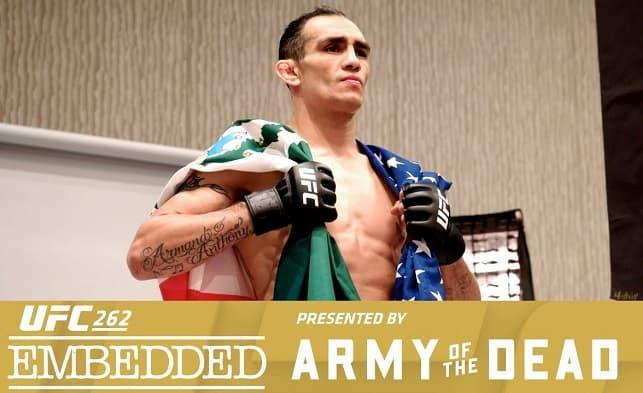UFC 262: Embedded - Эпизод 4