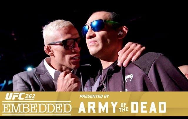UFC 262: Embedded - Эпизод 5
