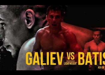 ACA 124 Галиев vs Батиста / Прямая трансляция