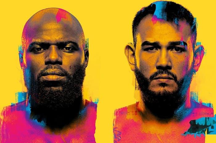 UFC Fight Night 189: Розенстрайк - Сакаи / Прямая трансляция
