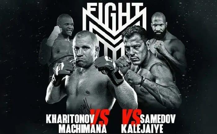 M-1 Fight 2021: Харитонов – Мачиман / Прямая трансляция