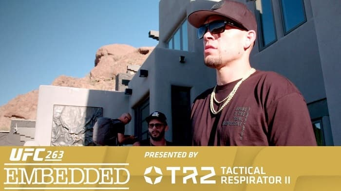 UFC 263: Embedded - Эпизод 1