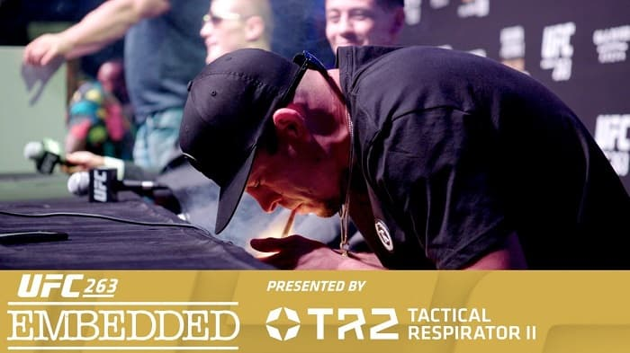 UFC 263: Embedded - Эпизод 5