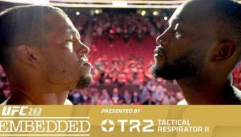 UFC 263: Embedded — Эпизод 6