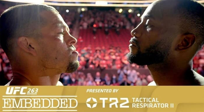 UFC 263: Embedded - Эпизод 6