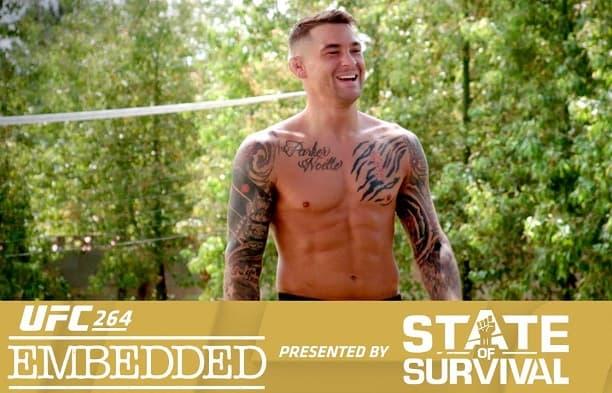 UFC 264: Embedded - Эпизод 1