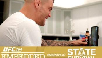 UFC 264: Embedded — Эпизод 2