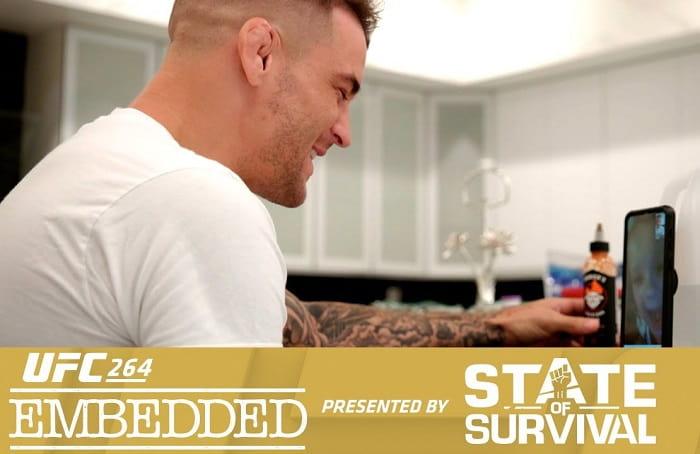UFC 264: Embedded - Эпизод 2