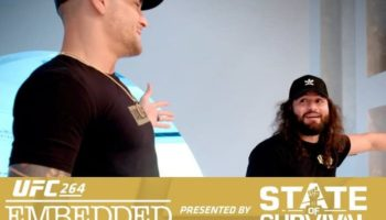 UFC 264: Embedded — Эпизод 3