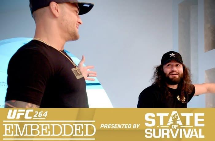 UFC 264: Embedded - Эпизод 3