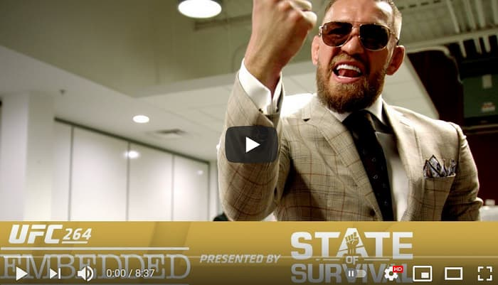 UFC 264: Embedded - Эпизод 5